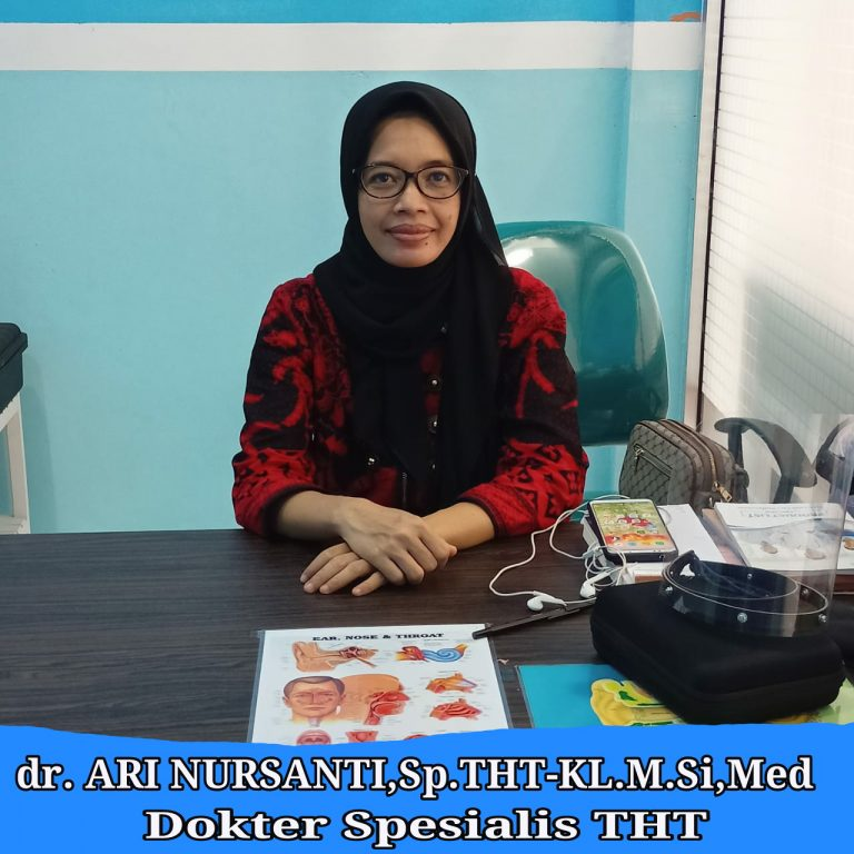 dr. Ari Nursanti